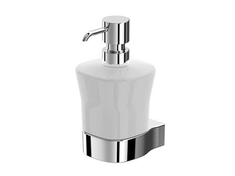 Mh Wall-mounted Liquid Soap Dispenser By Toto