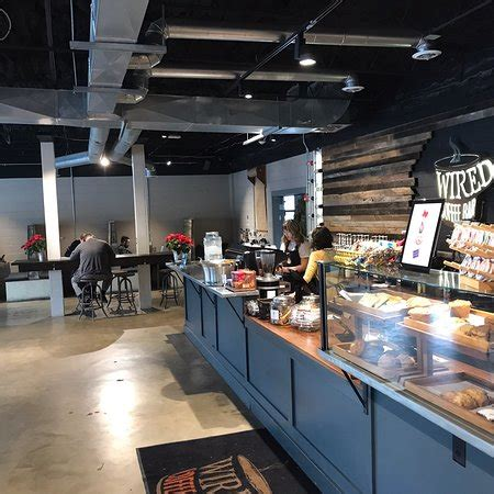 You can see how to get to wired coffee bar on our website. The Wired Coffee Bar, Ooltewah - Restaurant Reviews, Phone Number & Photos - TripAdvisor