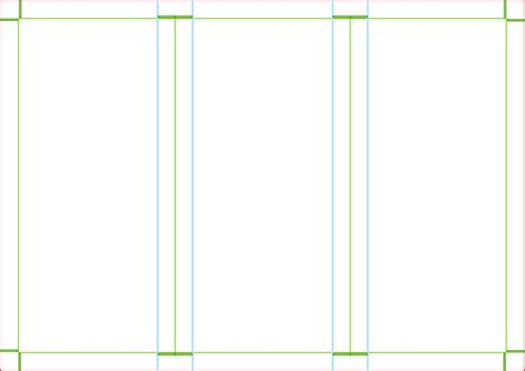 Clipart Trifold Brochure Template A4 Page Size Landscape Clipart Trifold Brochure Template A4 Page Size Landscape