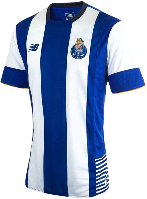 nb football fc porto home kit