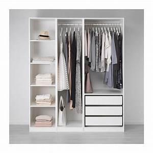 Kleiderschrank 160 Cm Hoch : pax kleiderschrank 175x58x201 cm ikea ~ Bigdaddyawards.com Haus und Dekorationen