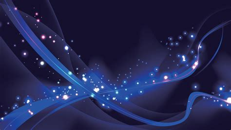 Abstract Black Vector Wallpaper by Abstract Vector Blue Light Graphics Wallpaper
