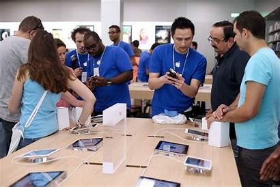 Apple Customer Service Care Better Employees Shoes