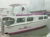 Pelican Boats Belize by 7 News Belize