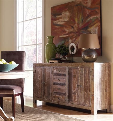 dining room table buffet design