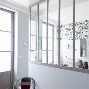 entrees et couloirs modernes idee deco et amenagement With awesome idee couleur couloir entree 16 renovation escalier et idees de decoration 78 photos