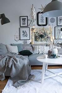 Deko Für Das Wohnzimmer : skandinavische weihnachtsdeko im wohnzimmer jetzt wird s hyggelig ich liebe deko ~ Bigdaddyawards.com Haus und Dekorationen