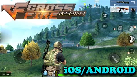 crossfire legends android ios gameplay ultra graphics