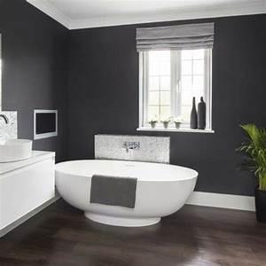 Wandfarbe Für Bad : mehr als 150 unikale wandfarbe grau ideen ~ Michelbontemps.com Haus und Dekorationen