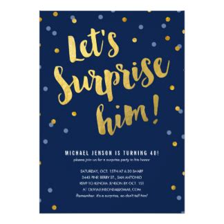 Surprise Party Invitations & Announcements  Zazzle. Wedding Seating Chart Poster Template. Soccer Poster Ideas. Biweekly Pay Schedule Template. Professional Resume Template Examples. Movie Ticket Invitation Template Free. Winter Holiday Images. William And Mary Graduate Programs. Excellent Invoice Template Hours