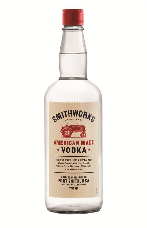 Review: Smithworks American Made Vodka – Drinkhacker