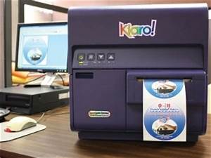 bartrans introduces the kiaro desktop inkjet label With circle label printer