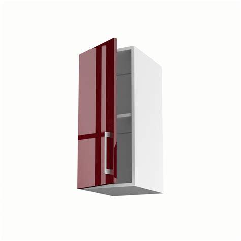 meuble haut cuisine profondeur 30 cm meuble de cuisine haut 1 porte griotte h 70 x l 30 x
