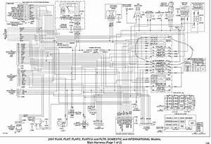 2005 Harley Road King Wiring Harness Diagram