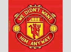 Manchester united have a new badge Troll Football
