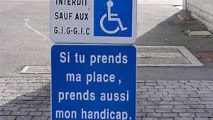 Panneau Stationnement Handicapé : d sormais les handicap s n 39 ont plus payer leur parking l 39 horodateur ~ Medecine-chirurgie-esthetiques.com Avis de Voitures
