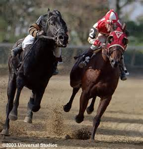 Seabiscuit vs War Admiral Horse