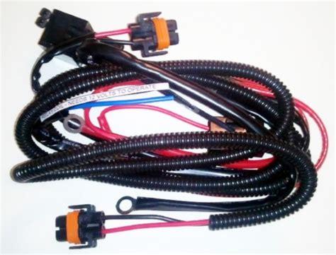 Chevy Malibu Fog Light Wiring Harness