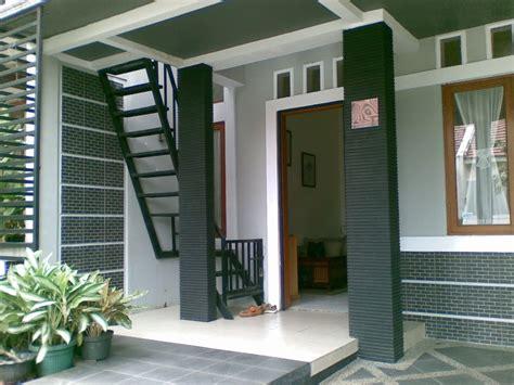 model terbaru teras rumah minimalis