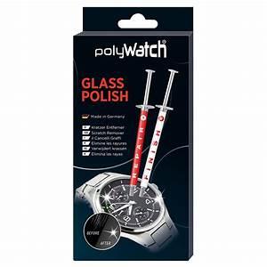 Kit Rayure Vitrage : kit anti rayures polywatch pour verre de montres selfor ~ Premium-room.com Idées de Décoration