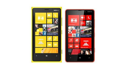 international versions of nokia lumia 920 and 820 getting update to improve wi fi and messaging