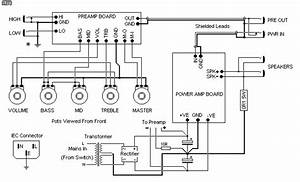 Electronic Circuit Schematics  Schematics Guitar Amplifier