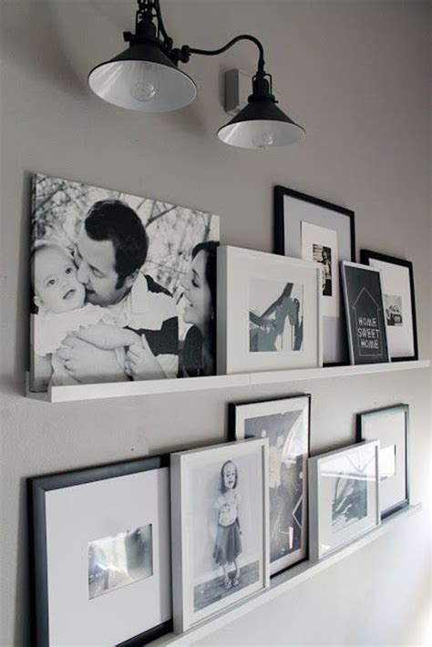 photo wall ideas 20 love photo wall ideas home design and interior