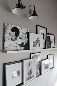 Love photo wall ideas home design and interior