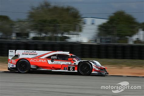 Acura Hours by Sebring 12 Hours Cameron Grabs Pole For Acura Team Penske