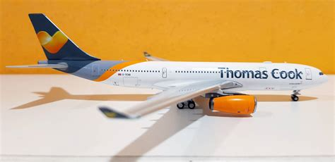 NGModel 1:400 Thomas Cook Airlines A330-200 G-TCXB