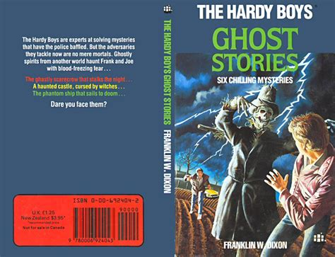 The Hardy Boys Ghost Stories (hardyboys.co.uk