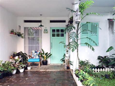 desain rumah vintage luas    kekinian bikin nyaman