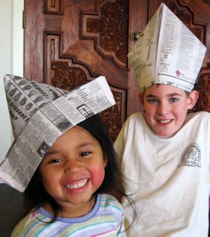 paper hat perfect  parties skip   lou