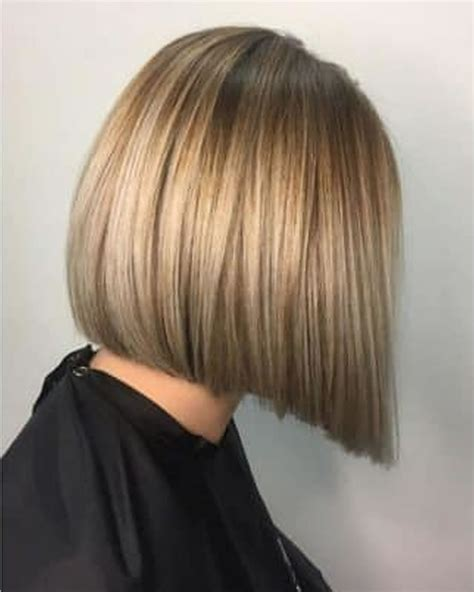 A Line Bob Haircuts & Hair Colors for 2018  You Should See