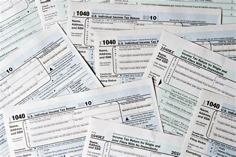 how to understand federal tax forms success tax relief