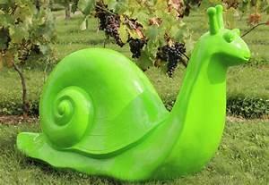 Animaux En Bois Décoration : animaux decoration jardin resine khenghua ~ Teatrodelosmanantiales.com Idées de Décoration
