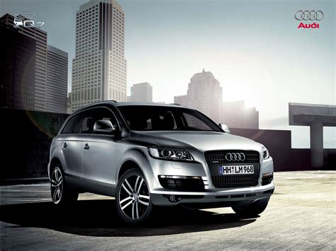 Audi Q7 Backgrounds by Audi Q7 Fantastic Car Hd Wallpapers Wallpaper