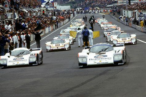PORSCHE AT LE MANS: PART 2, 1972 TO 2014 – Build Race Party