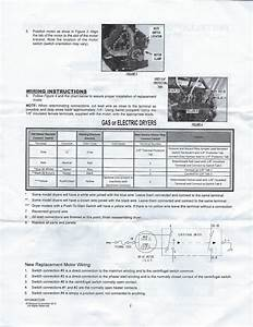 The Maytag Dryer Changing Plug Wiring Diagram