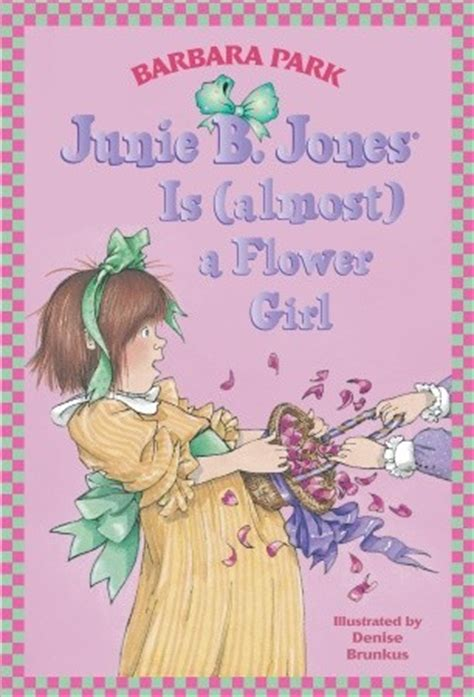 junie  jones    flower girl  barbara park