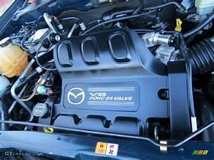 2004 Mazda Tribute Lx V6 3 0 Liter Dohc 24