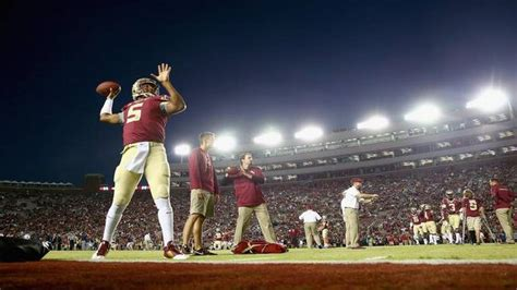 florida state seminoles fans show support  jameis