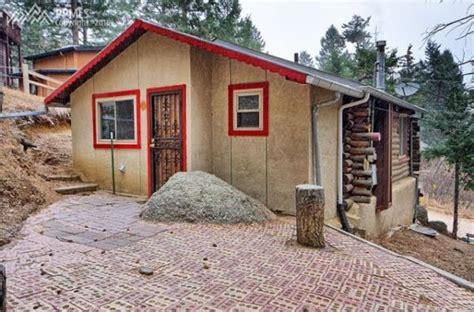 sq ft colorado log cabin