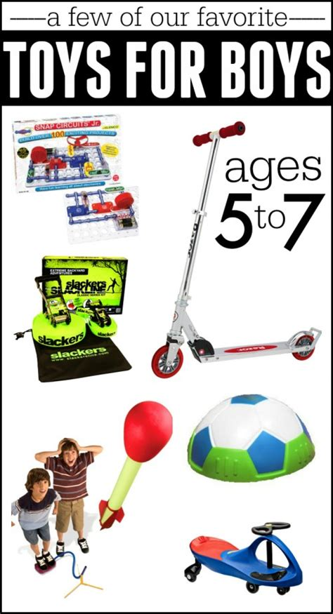 best gifts for boys ages 5 7 i can teach my child