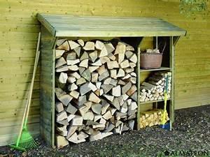 Abris Buches Bois : abri b ches en bois split almateon ~ Melissatoandfro.com Idées de Décoration