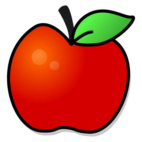 file apple with leaf svg wikimedia commons 945 | BiarEREMT