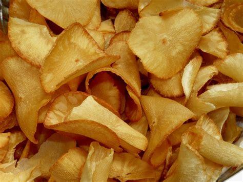 manioc cuisine cassava chips yuca chips recipe