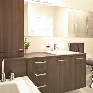 cuisines beauregard salle de bain realisation 305 With stratifie hydrofuge salle de bain