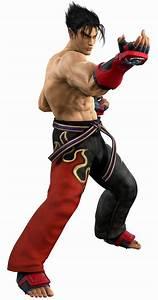 Tekken 5: Dark Resurrection - Character Artwork
