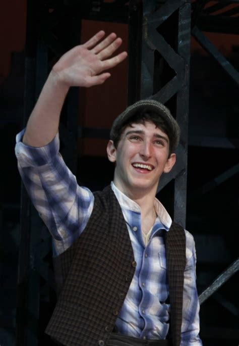 Broadway Curtain Call by Seize The Day A Look Back At Newsies Opening Night On